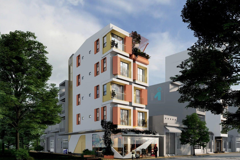 NHÀ CỦA MÌNH AC - we build, we share 0902982029 61 Nguyễn Đức Thuận, Phường 13 Quận Tân Bình, TP. HCM, Việt Nam