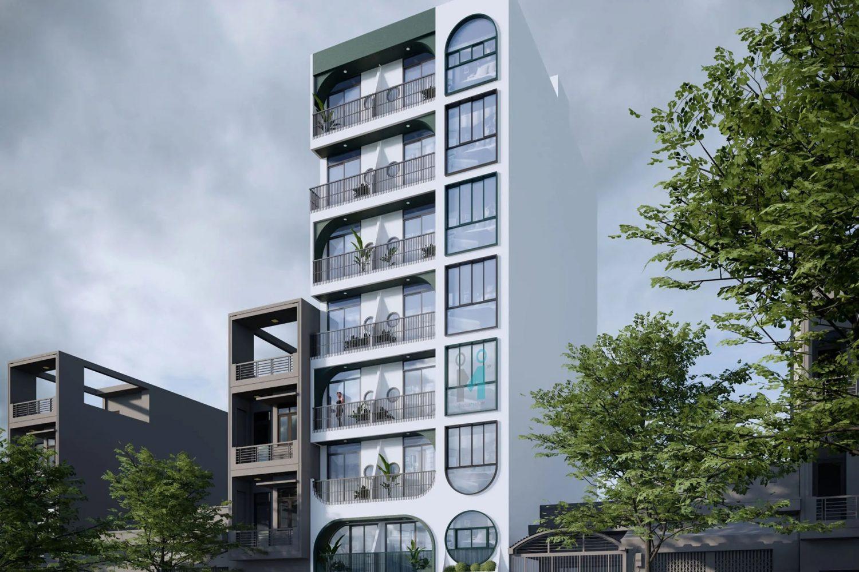 Thiết kế và xây căn hộ dịch vụ tối giản, minimalism cho nhân viên văn phòng, chuyên gia nước ngoài tại thành phố Hồ Chí Minh, Hà Nội