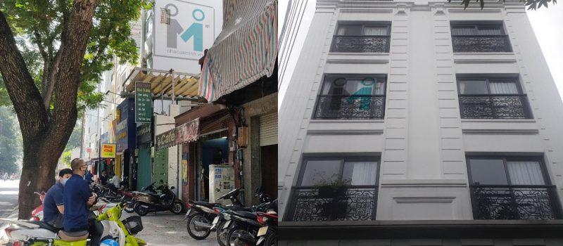 Thiết kế thi công nhà cải tạo quận 3 thành phố Hồ Chí Minh