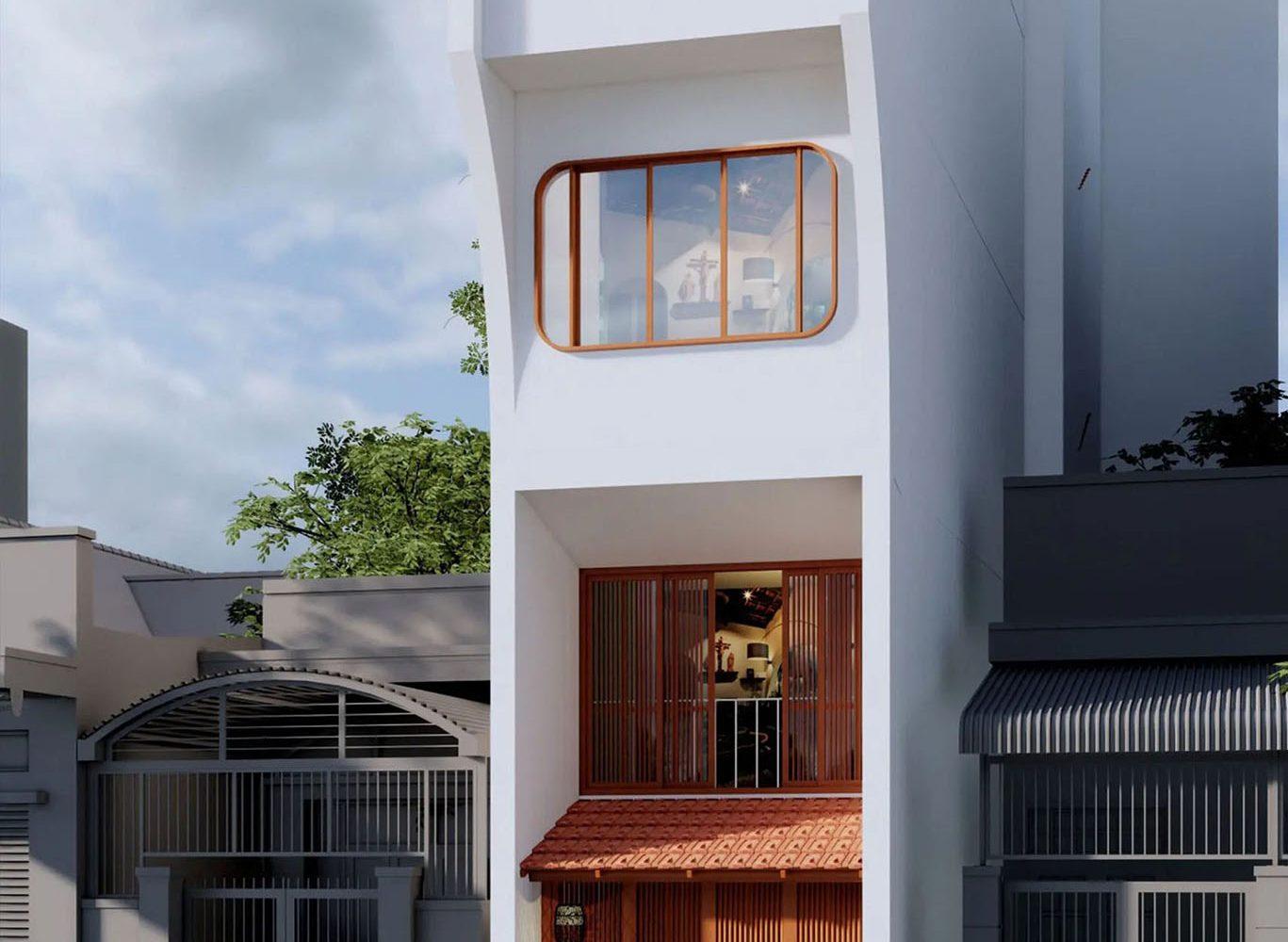 Thiết kế kí túc xá hostel trẻ trung cho sinh viên và khách du lịch tại thành Hà Nội
